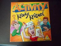 activity, crazy kritzel